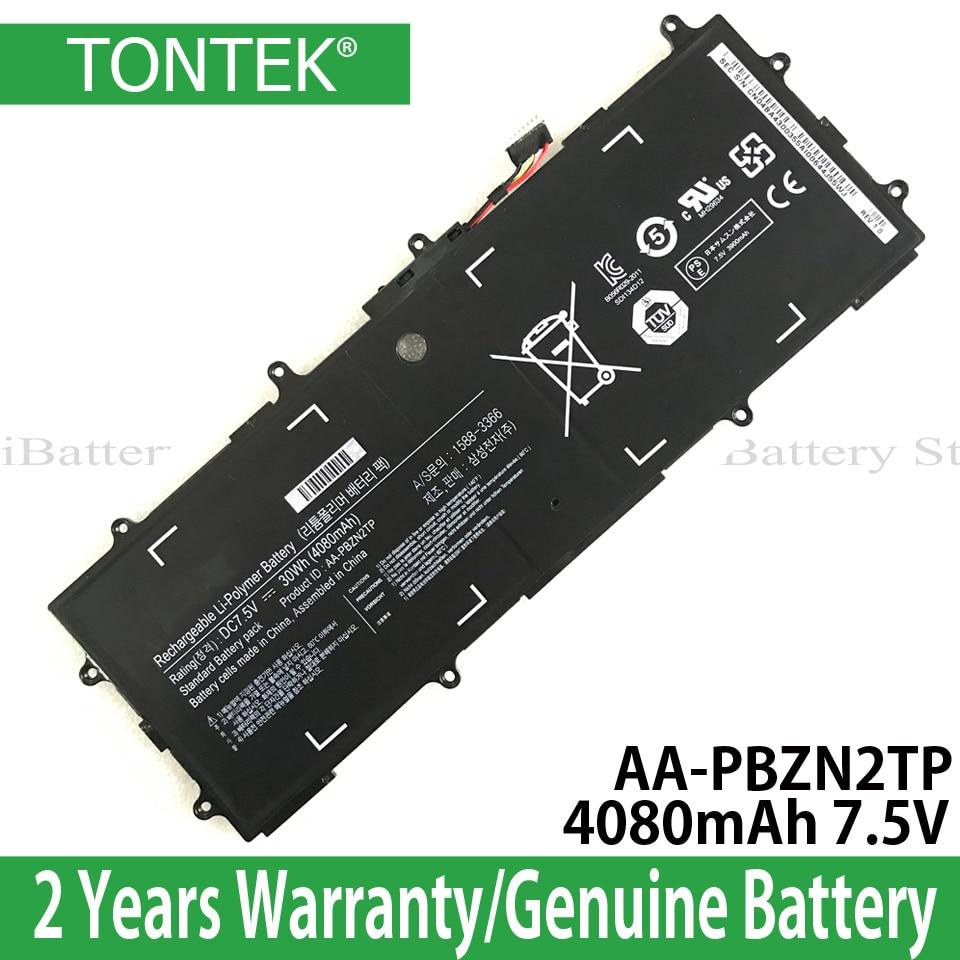 حقيقية بطارية AA-PBZN2TP لسامسونج Chromebook XE303C12 905S3G 910S3G 915S3G