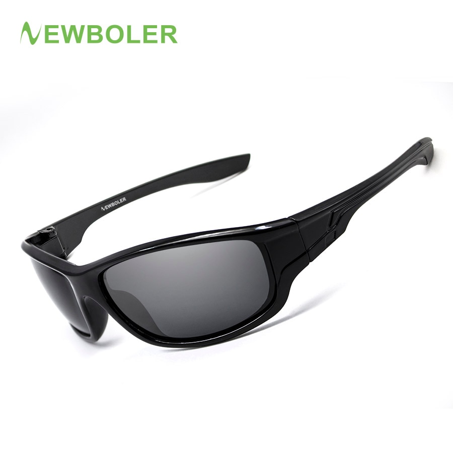 NEWBOLER Hot Man/Women Polarized Cycling Sports Sun Glasses MTB Bike Outdoor Eyewear Racing Bicycle Goggle Sunglasses