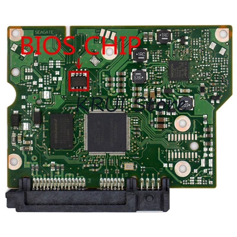 Envío Gratis ST2000DL003 ST3000DM00 ST2000DM001 ST1000DM003 HDD de circuito PCB BOARDLOGIC Junta/número de placa 100687658 REV C/REVA