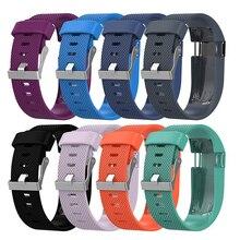 S/L de reloj de silicona correa para Fitbit Charge HR relojes banda con reemplazo de la herramienta de la venda de reloj para Fitbit Charge HR pulsera correas