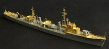 World War II U. S. Navy ship transformation (with Hong Kong Dragon 7092)  Assembly model Toys