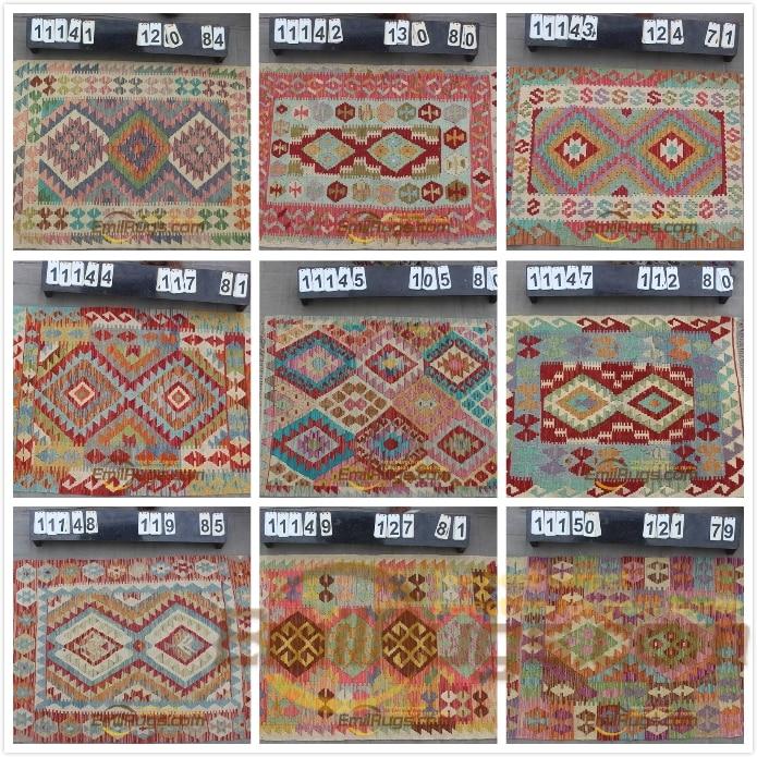 Kilim-سجاد تركي ، صناعة يدوية ، غرفة معيشة ، هندسي ، غرفة نوم ، بوهيمي ، صوف غنم طبيعي