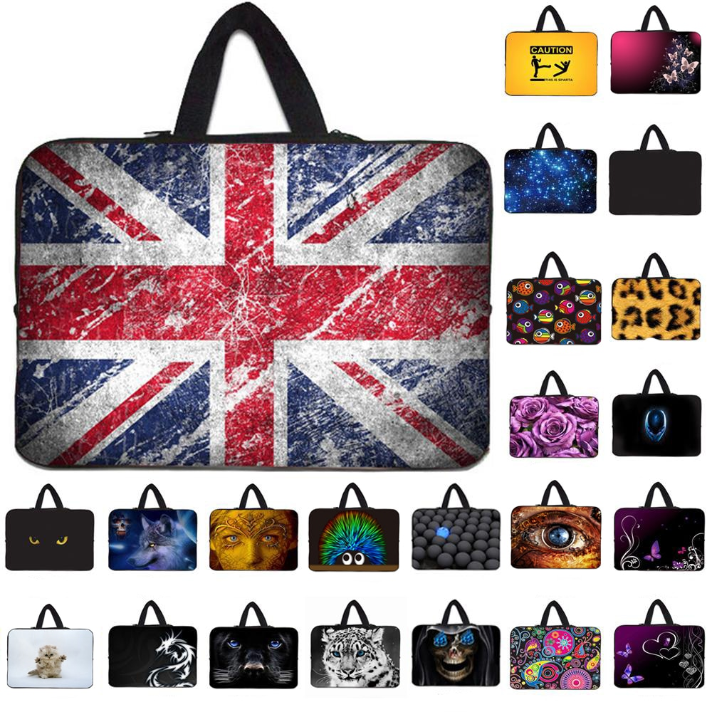 9.7 12 15 17 11.6 Laptop Bag Tab Sleeve Case Handbag 15.6 10.8 14 Computer Notbook Cover Netbook Pou