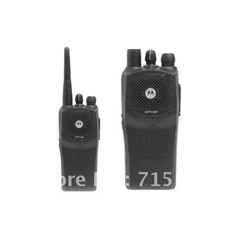 Frete grátis venda quente CP140 VHF/UHF Portátil Two-way radio Walkie talkie Transceptor