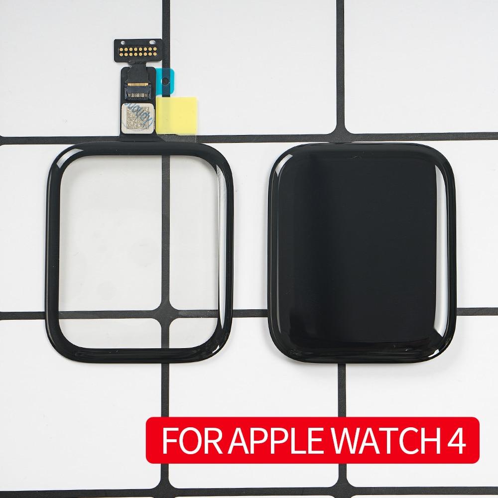 Original 40mm 44m para Apple Watch serie 4 pantalla LCD de pantalla táctil digitalizador asamblea para ver la serie 4 serie LCD S4 pantalla