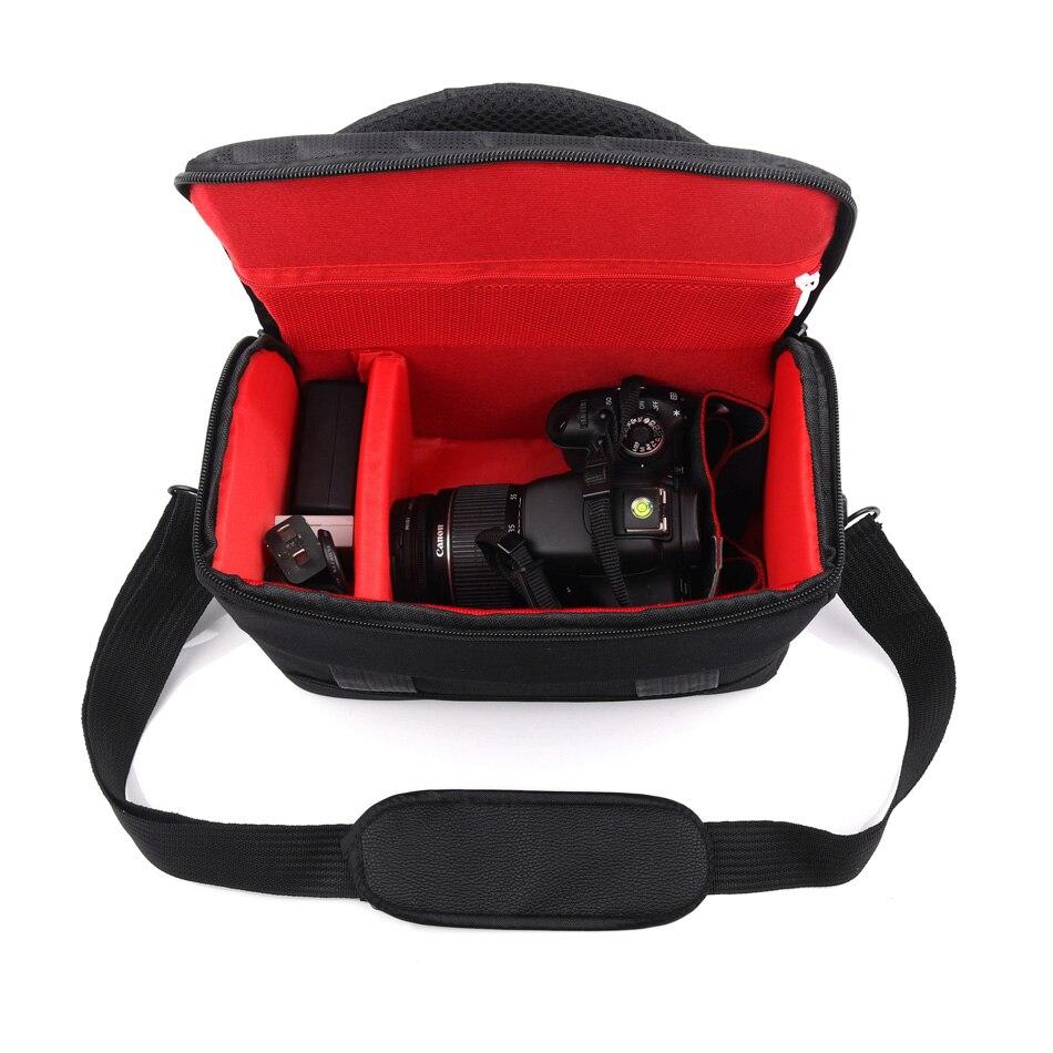 Cámara resistente al agua bolsa caso para Fujifilm XT10 XT20 XA5 XA3 X70 X30 XA3 XM1 XT10 X100T Panasonic Lumix GX8 GX85 GF9 GF8 GF7