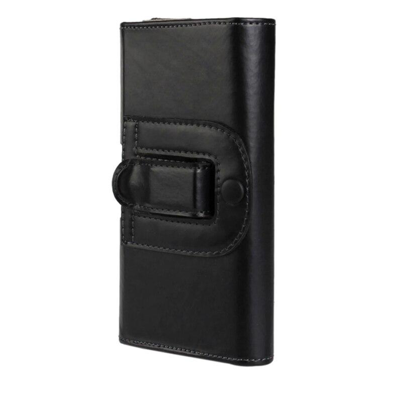Bolsa de deporte Horizontal, funda de teléfono para Motorola Moto G2 G3 Moto G XT1552 con cinturón de cintura con Clip, Funda de cuero, funda