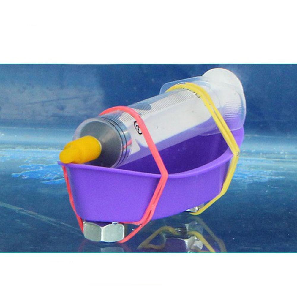 Подводная лодка Funuy physics science experiment, самодельная подводная лодка sciential diy-материал, подводная лодка, для обучения, принцип Archimedes'