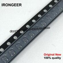 100 pièces Transistor 2N2222 1 P SOT23 2N2222A SOT-23 SMD IC nouvelle et originale