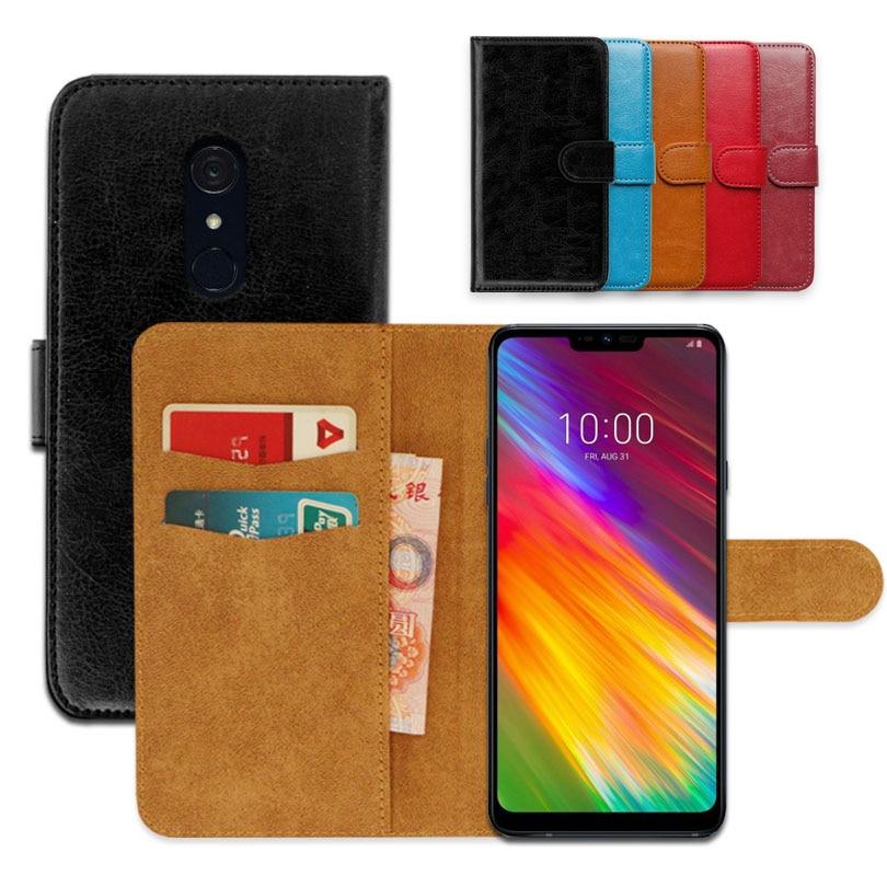 Funda billetera de lujo para LG it (LGV36) de cuero PU exclusiva antideslizante Flip Ultra-Teléfono fino, funda de libro