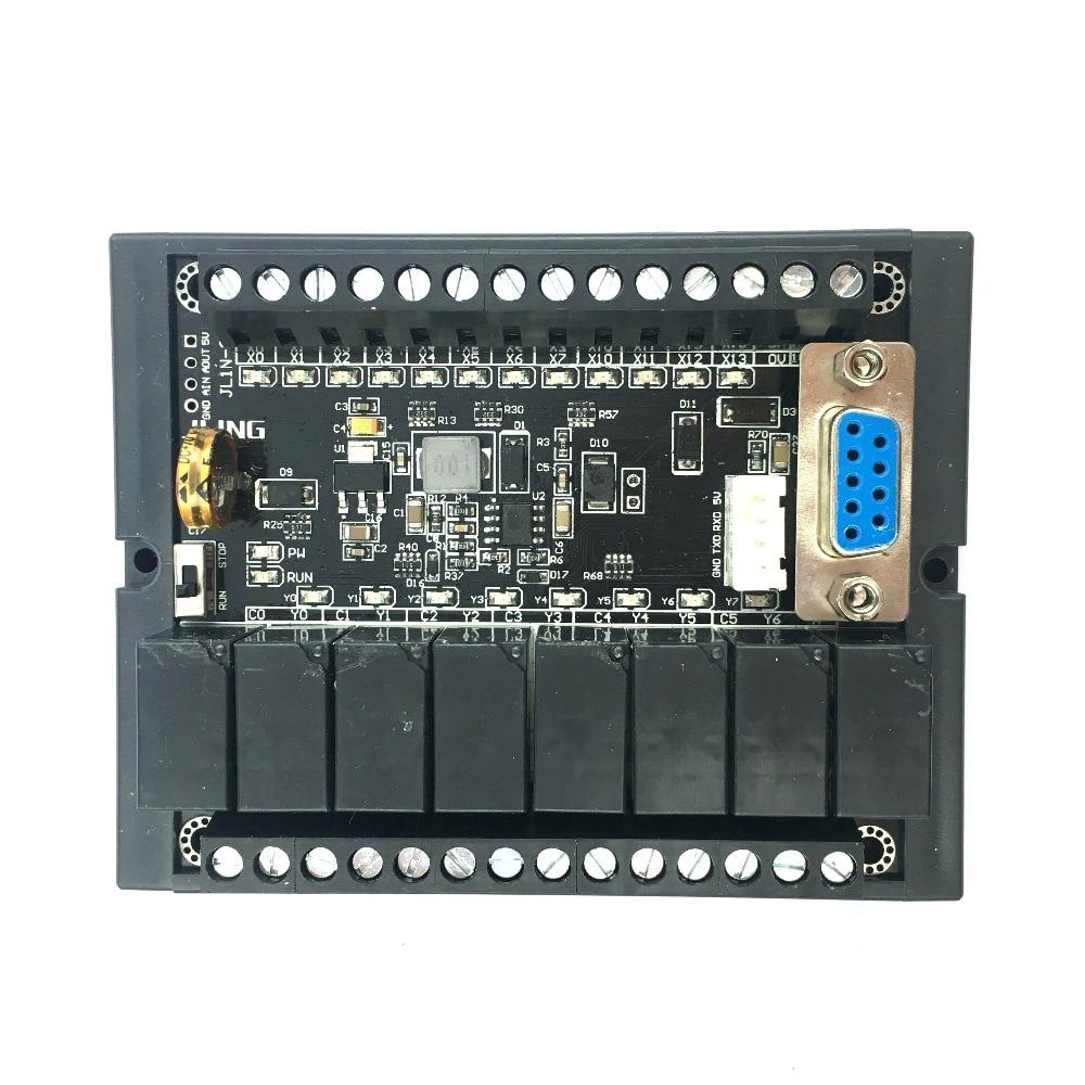 FX1N-20MR PLC ، وحدة تأخير وحدة التتابع