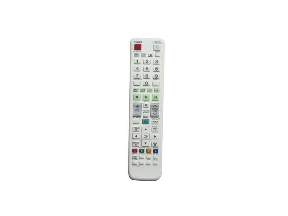Remote Control For Samsung HT-D5130 AH59-02303A HT-C5200 HT-C5800 HT-C6200 HT-C455 HT-C460 HT-D5210C