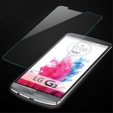 Verre trempé pour LG G3 G3 Beat D855 D850 LG G3 stylet D690 G3S D722 D724 Mini LGG3 Optimus Film de protection décran