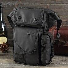 Новая модная Водонепроницаемая нейлоновая поясная сумка, Повседневная Военная Мужская поясная сумка, поясная сумка для отдыха, мотоциклет...