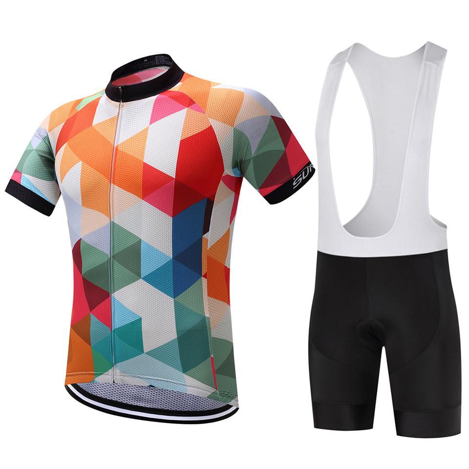 Maillot Ciclismo 2018 Bicycle Cycling Clothing/Ropa Ciclismo Bike Jerseys Cycling Shorts Pants 9D Pad/Race Cycling Jersey 2017