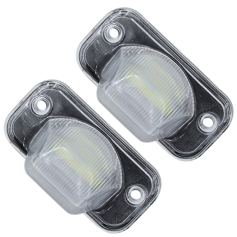 LED CANBUS автомобильная лампа номерного знака для VW T4 Transporter syncro TR CAMPMOB (TYP2/TRANSP./LT) [CAMP] авто номерной знак @ 12V