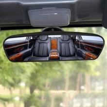 Rétroviseur arrière universel à grand angle   Rétroviseur de voiture universel avec ventouse en PVC pour intérieur de la voiture