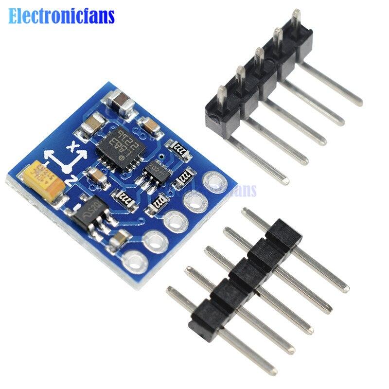 HMC5883 HMC5883L GY-271 3 V-5 V блок питания Тройная