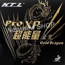 KTL Pro XP Altın Ejderha Pip Masa Tenisi Kauçuk Ping Pong Raket