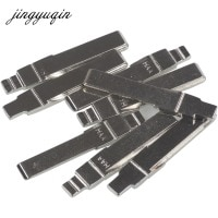 Jingyuqin 15 шт./лот HAA пульт дистанционного автомобильного ключа заготовки для AUDI Fit VW PASSAT BORA SEAT SKODA #31 HU66 лезвие ключа
