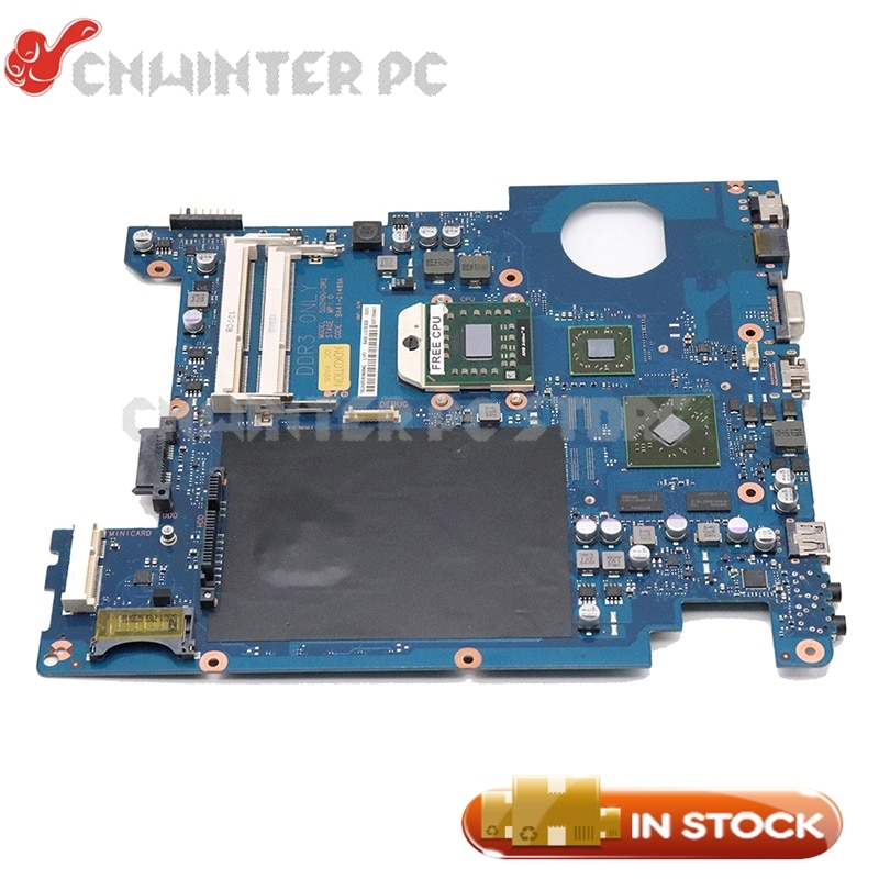 NOKOTION para Samsung NP-R425 R425 placa base de computadora portátil HD7400M BA41-01488A BA41-01489A BA92-07830A BA92-07594A BA92-07594B