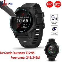 Tempered Glass Screen Protector Film for Garmin Forerunner 935 945 245 245M 45 Sport Smart Watch Bra