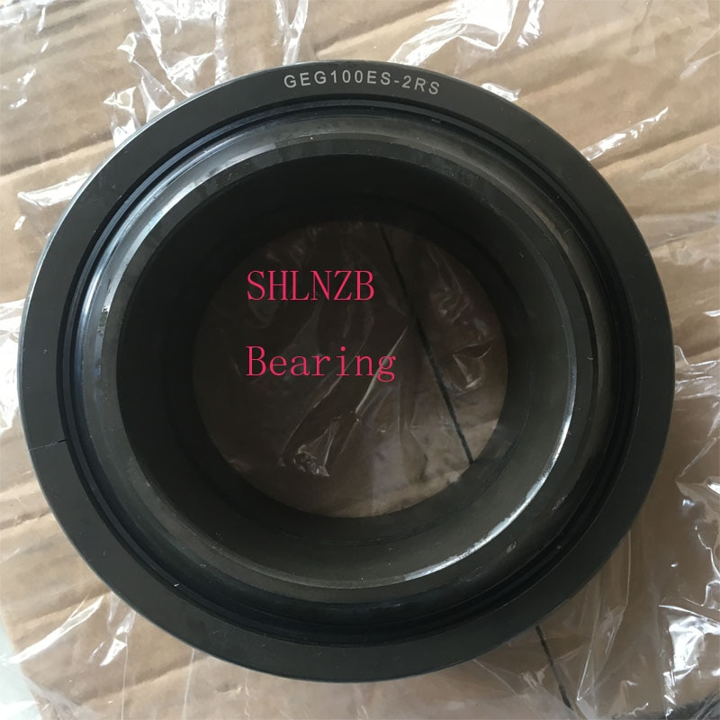 SHLNZB تحمل 1 قطعة GEG110ES GEG110ES-2RS 110*180*100 مللي متر كروية عادي شعاعي تحمل