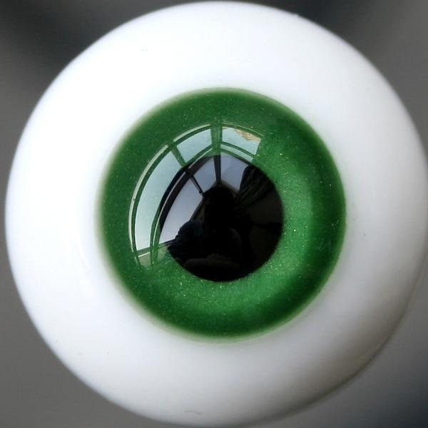 [Wamami] 12mm verde para boneca bjd dollfie olhos de vidro roupa