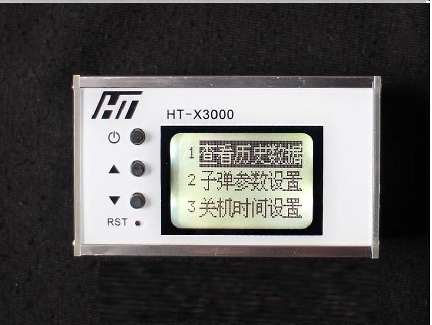 Tacómetro tacómetro velocidad de bozal/energía cinética/rango de cristal líquido precio supera X3200 E9800