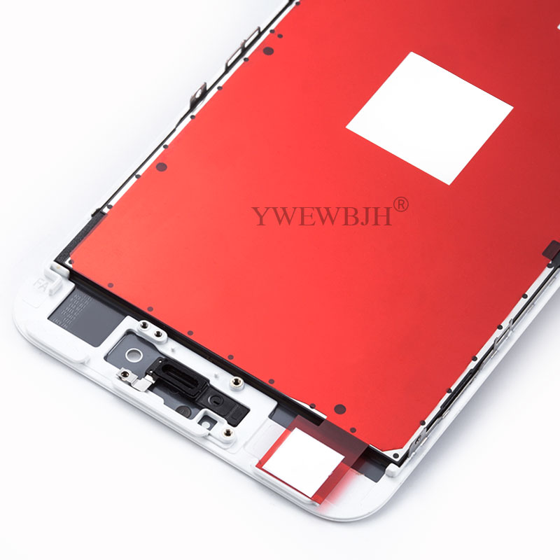 YWEWBJH Parts 5pcs AAA LCD Screen For iPhone 7 display Digitizer Assembly Touch for iphone 7 plus LCD with Good 3D Black White enlarge
