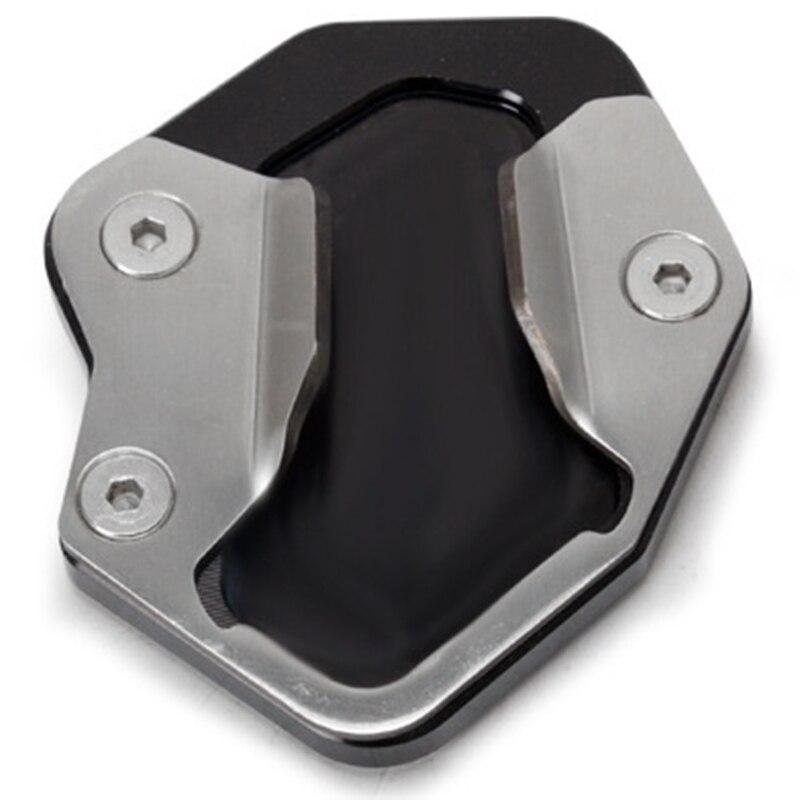 Caballete lateral, placa de soporte, amplificador extensión, almohadilla para Triumph Tiger Xc 800 800Xc 800Xrx, modelos 13-19, accesorio para motocicleta