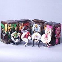 Anime 원피스 vinsmoke 가족 pvc 액션 피규어 germa 66 vinsmoke reiju ichiji niji sanji yonji 입상 모델 장난감 sa1717
