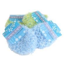 2PCS/LOT korea Fish  Dish Cloth Acrylic Washing Towel Magic Kitchen Cleaning Wiping Rags