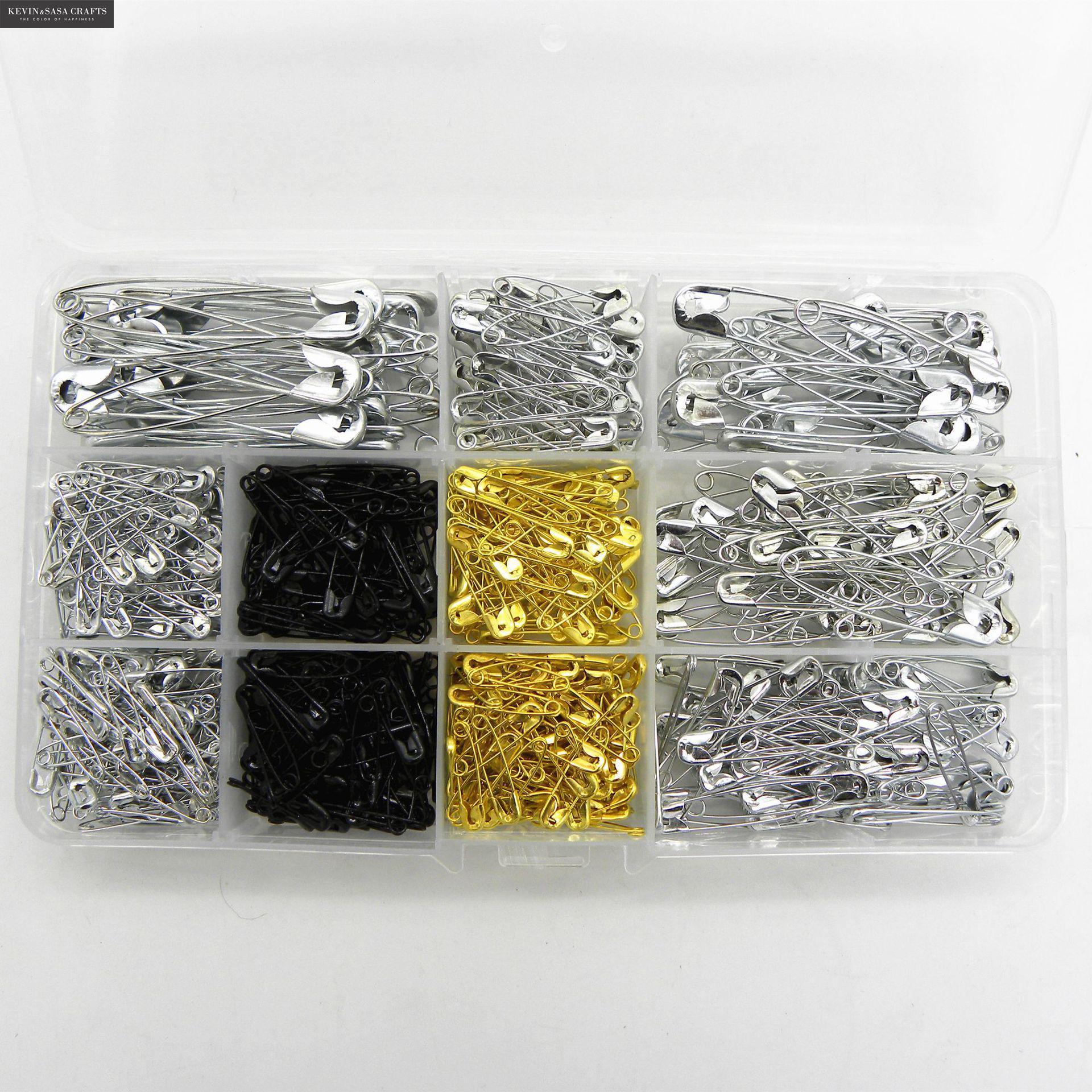 700 pçs/pçs/set cores metal clipes de papel acessórios de escritório diy ferramentas alta qualidade escola fornecedores 11 tamanho diferente clipe foto