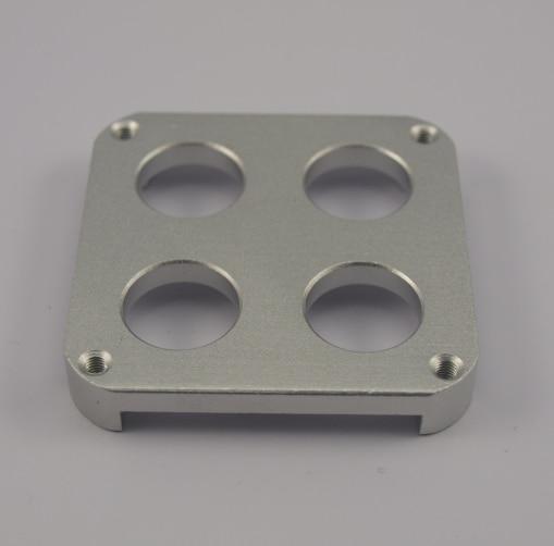 Funssor Print Head Hot End Holder Aluminum oxide PEEK plate for DIY Ultimaker  Original printer