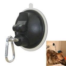 Copa de succión gancho taco para mascotas perro y Gato bañera ducha & baño aseo