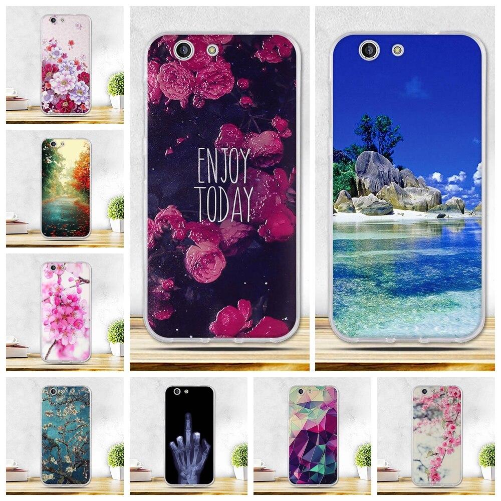 "Phone Case For ZTE Blade A512 Cover Case Soft TPU Cover For ZTE Blade 210 Case Cartoon Covers for ZTE Blade Z10 Z 10 A512 5.2"""