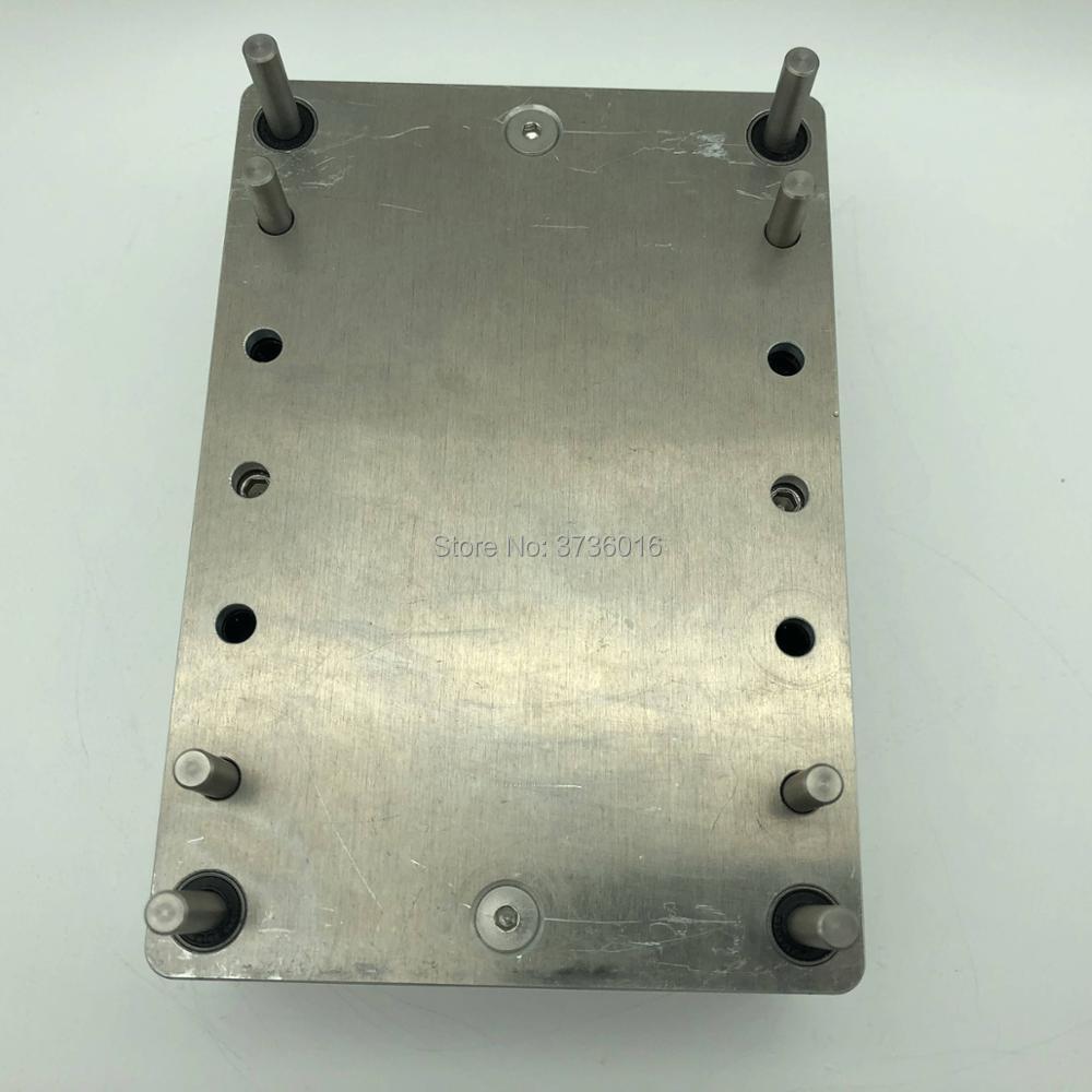 Горячая продажа универсальная базовая форма для YMJ машина для вакуумного ламинирования используется с другими YMJ пресс-формы для ремонт на ...