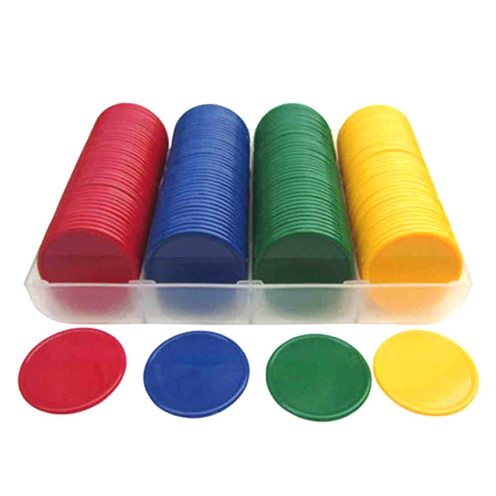 160 штук в коробке пластиковые фишки нет цифровых деноминационных чипов пластиковые покерные фишки игровые жетоны