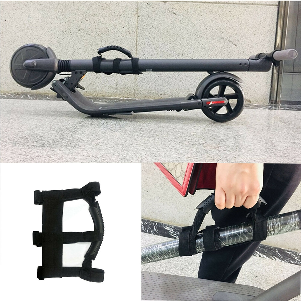 Labor Saving Bandage Outdoor Universal Belt Scooter Handle Carrying Hand Strap Holder Tool Parts Fashion For Ninebot ES1 ES2 ES3