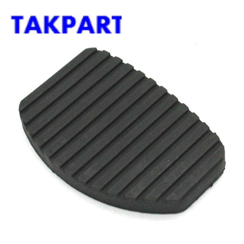 TAKPART almohadilla de pedal de embrague cubierta de goma TOPRAN 721931 213013 para CITROEN PEUGEOT nuevo