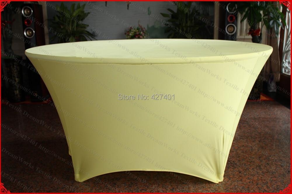 Amarelo Lycra/Spandex Tampa de Tabela/Toalha de Mesa/Corredor Da Tabela/Guardanapos/Tampas Da Cadeira para o Casamento/Hotel/banquete/Festa/Home decor & têxtil