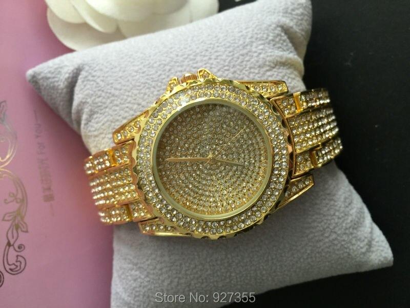 Luxury Women Watches Fashion Woman Rhinestone Watch Austria Crystal Ceramic Watches Female Quartz Wristwatches Lady Dress Watch enlarge