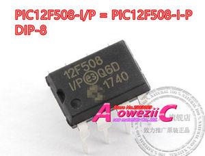 Aoweziic  2018+  100% new original  PIC12F508-I/P DIP-8  PIC12F508-I/SN SOP-8   PIC12F508  12F508  MCU microcontroller