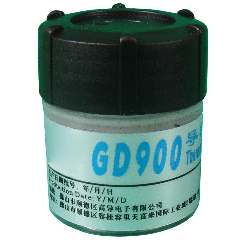 Nueva pasta térmica conductora de silicona GD900 disipador térmico compuesto de alto rendimiento para CPU CN30 EM88