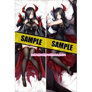 Azur Lane Dakimakura Friedrich der Grosse Anime Girl Hugging Body Pillow Case Cover