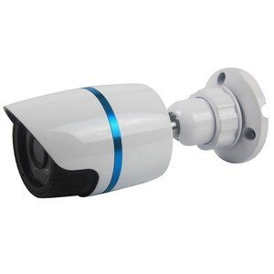 China Security AHD 720P 1.0MP CMOS CCTV Camera Bullet Camera with 24LED