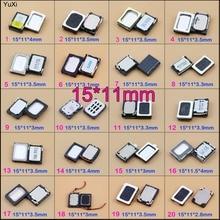 YuXi Venta caliente 15x11mm altavoz teléfono timbre auricular Reparación de receptor parte Universal mucho