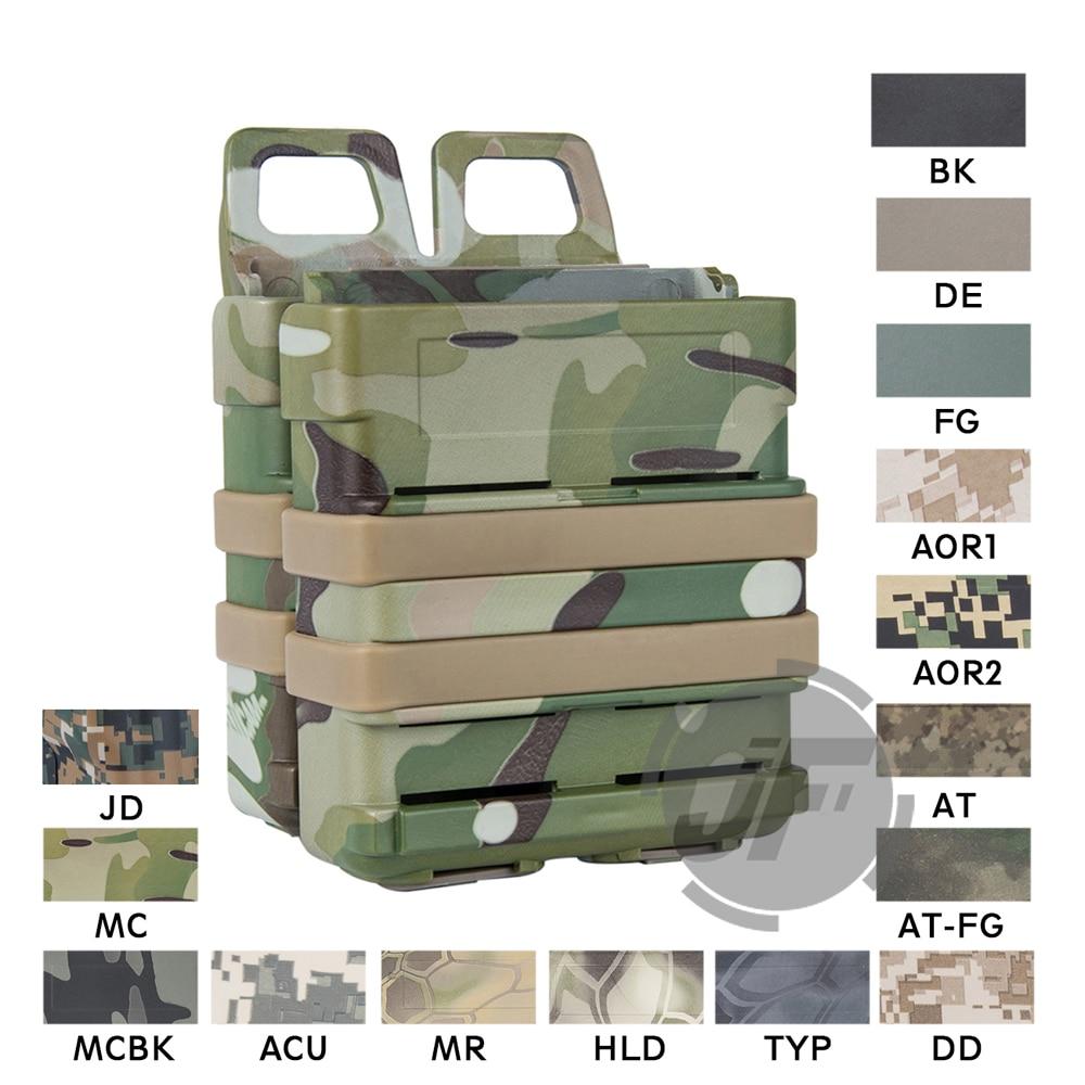 Тактический FastMag Gen3 7,62 журнал патронная сумка для боеприпасов Mag кобура быстрая Перезагрузка сверхмощный Быстрый Mag для MOLLE PALS системы