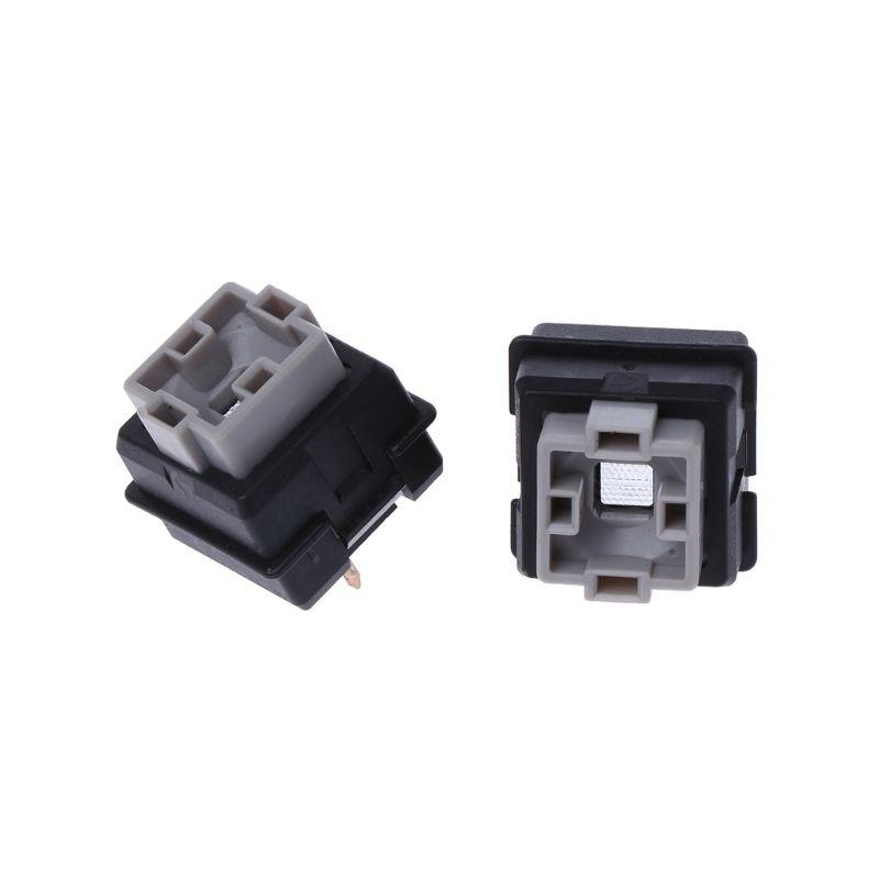 Interruptor 2 uds romer-g Omron Axis para teclado G512 G910 G810 K840 G413 Pro interruptor mecánico caliente